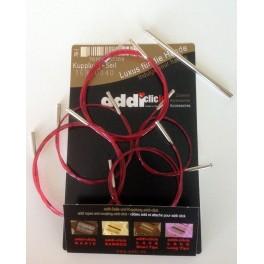 Addi-click Lace koord set 758-2