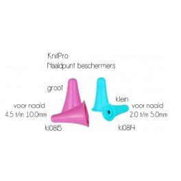 Knitpro Naaldbeschermers Small