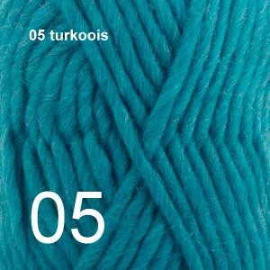 Eskimo 05 turkoois