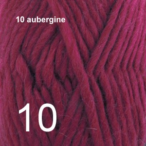 Eskimo 10 aubergine