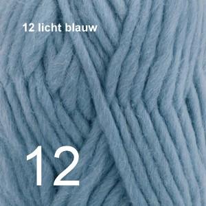 Eskimo 12 licht blauw