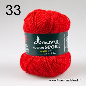 Amore Cotton Sport 33