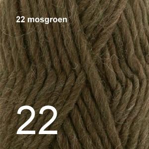 Eskimo 22 mosgroen