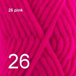 Eskimo 26 pink