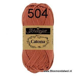Catona 25 504 Brick Red