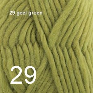 Eskimo 29 geel groen