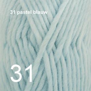 Eskimo 31 pastel blauw