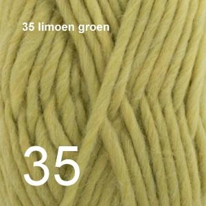 Eskimo 35 limoen groen