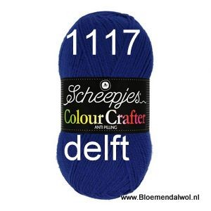 Scheepjeswol Colour Crafter 1117 Delft