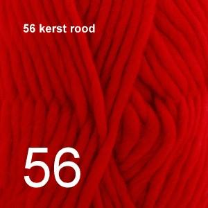 Eskimo 56 kerst rood