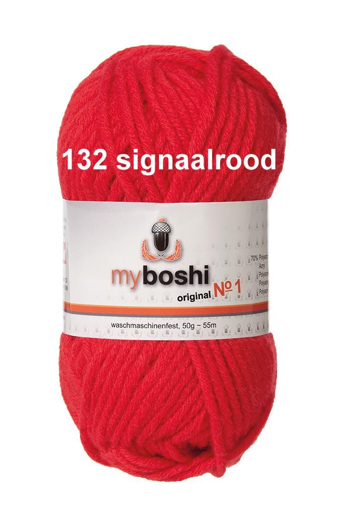 132 signaalrood