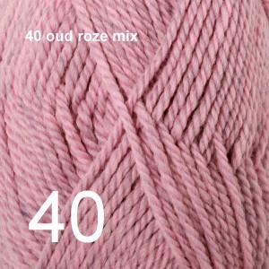 Alaska 40 oud roze mix