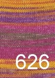 Austermann Step 6 Irish rainbow colours 626