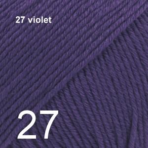 Cotton Merino 27 violet