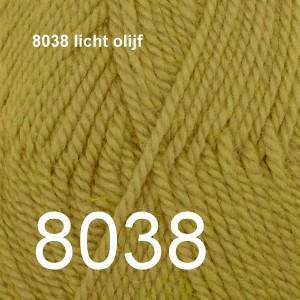 Nepal 8038 licht olijf