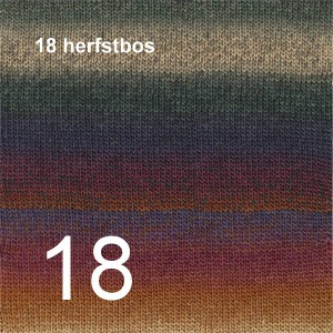 Delight 18 herfstbos