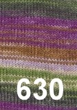 Austermann Step 6 Irish rainbow colours 630