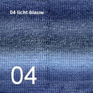 Delight 04 licht blauw