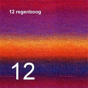 Delight 12 regenboog