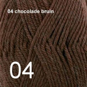 Karisma 04 chocolade bruin