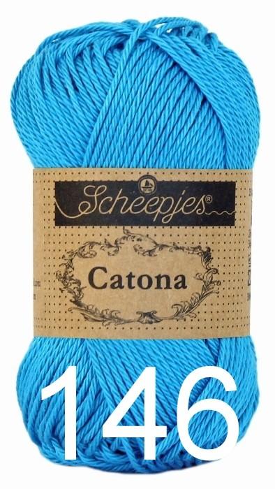 Catona 25 - 146 Vivid Blue
