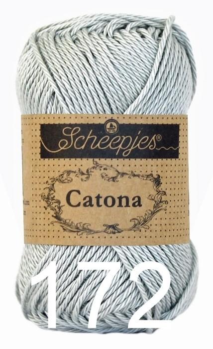 Catona 25 - 172 Light Silver