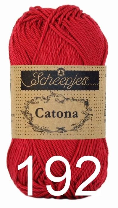 Catona 25 - 192 Scarlet
