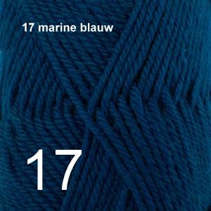 Karisma 17 marine blauw