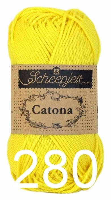 Catona 25 - 280 Lemon