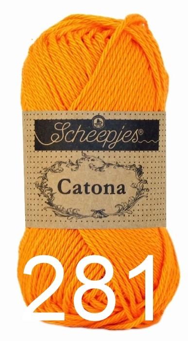 Catona 25 - 281 Tangerine
