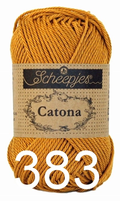 Catona 25 - 383 Ginger Gold