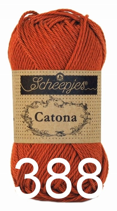 Catona 25 - 388 Rust