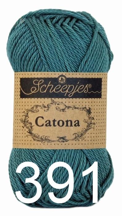 Catona 25 - 391 Deep Ocean Green