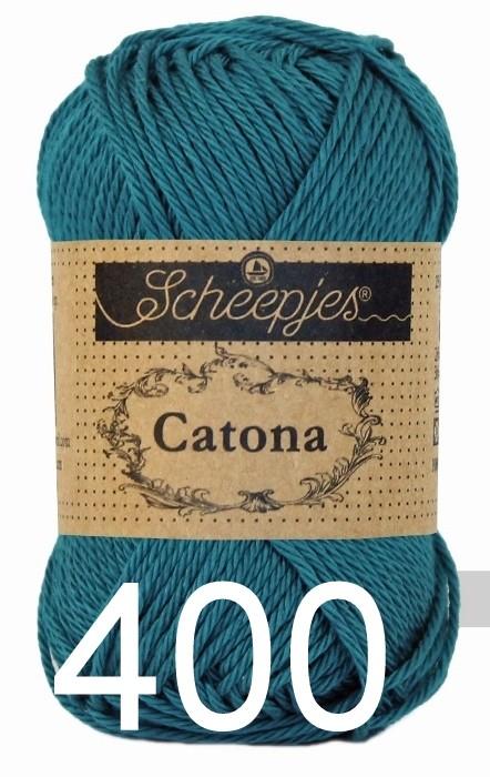 Catona 25 - 400 Petrol Blue