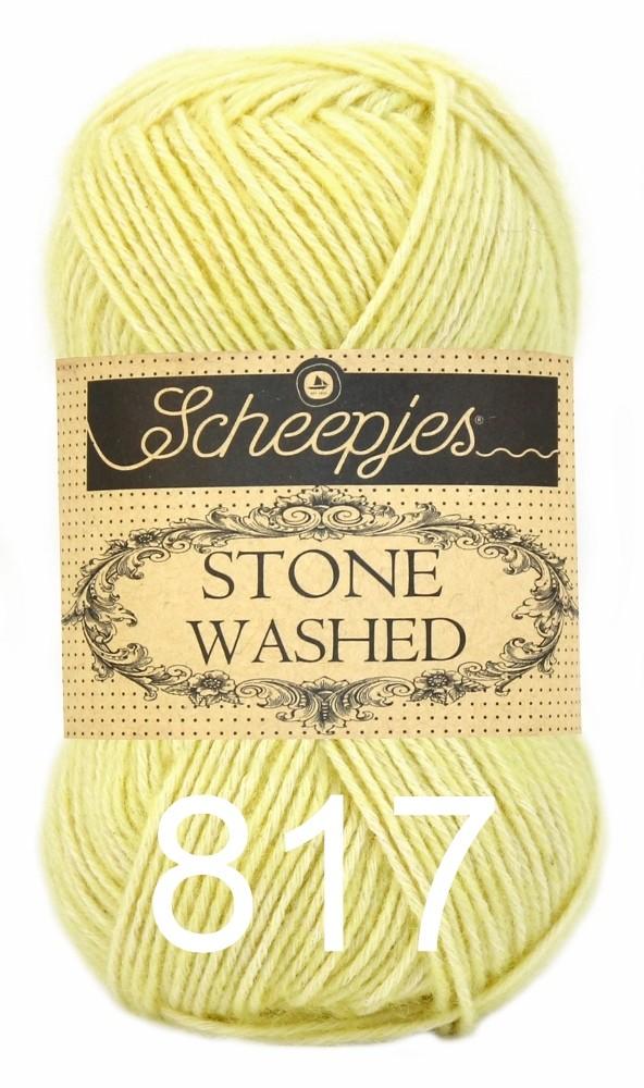 Scheepjeswol Stone Washed 817
