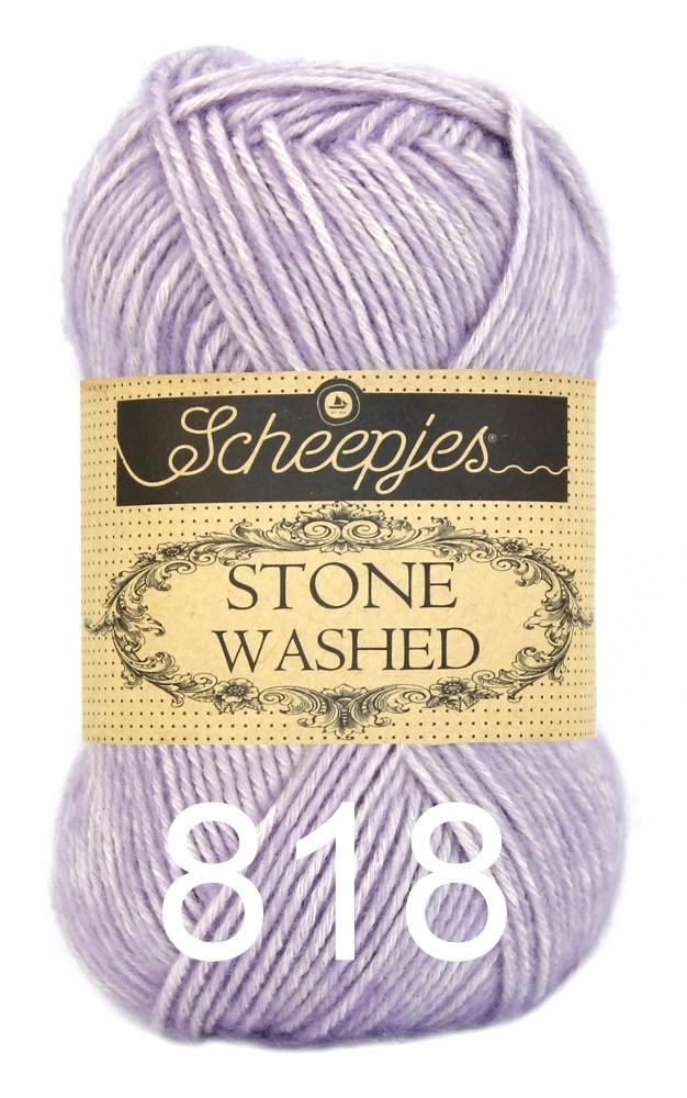 Scheepjeswol Stone Washed 818
