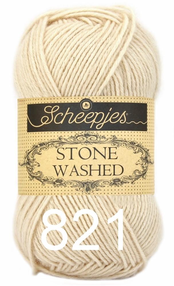 Scheepjeswol Stone Washed 821