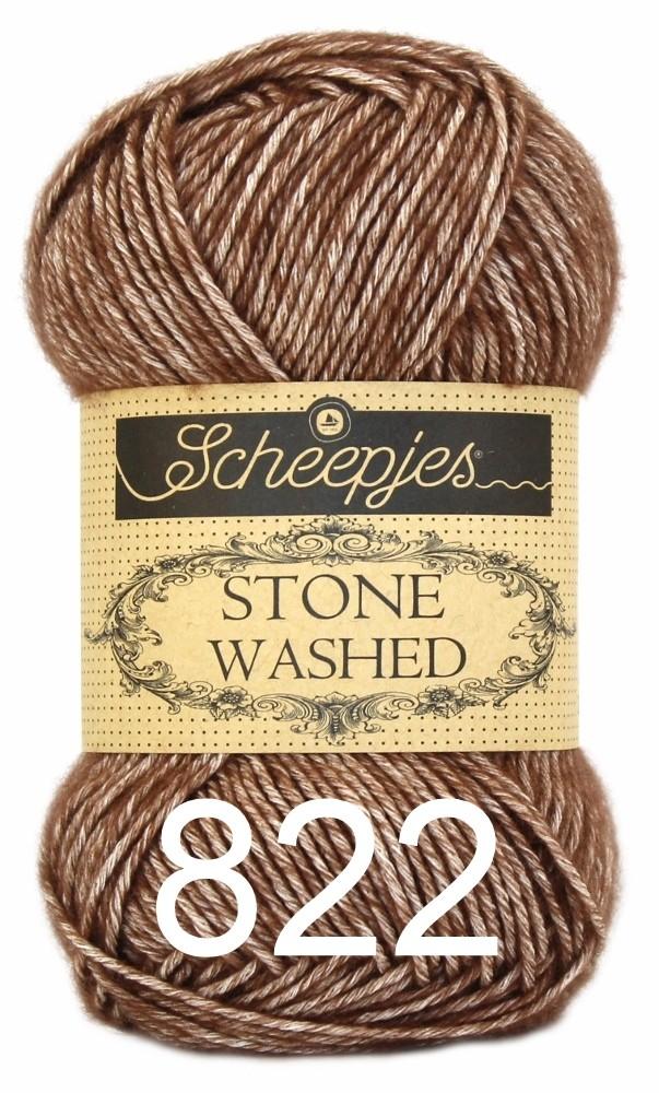 Scheepjeswol Stone Washed 822