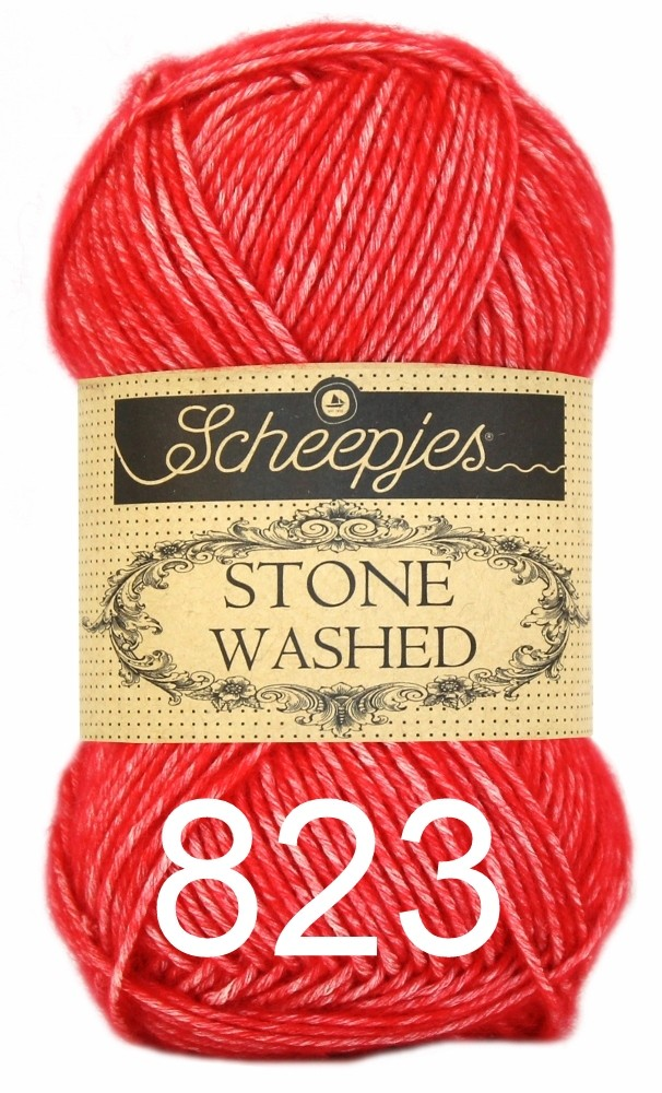 Scheepjeswol Stone Washed 823