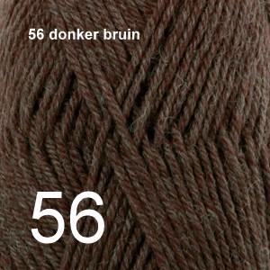 Karisma 56 donker bruin