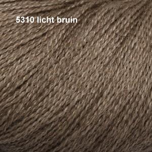 Lace 5310 licht bruin