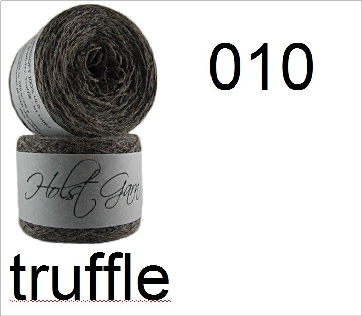 HOLST Supersoft-Wool 010 truffle