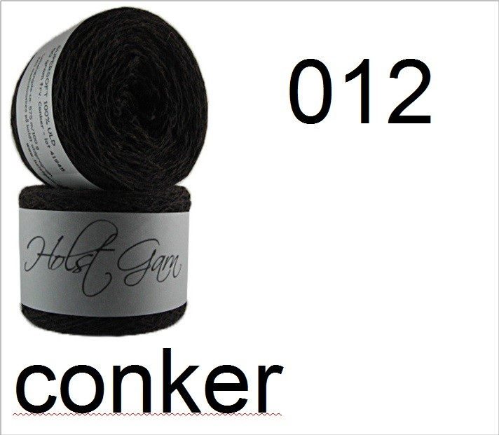 HOLST Supersoft-Wool 012 conker