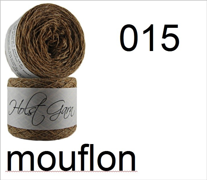 HOLST Supersoft-Wool 015 mouflon