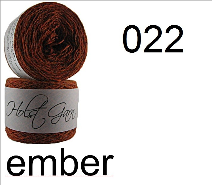 HOLST Supersoft-Wool 022 ember