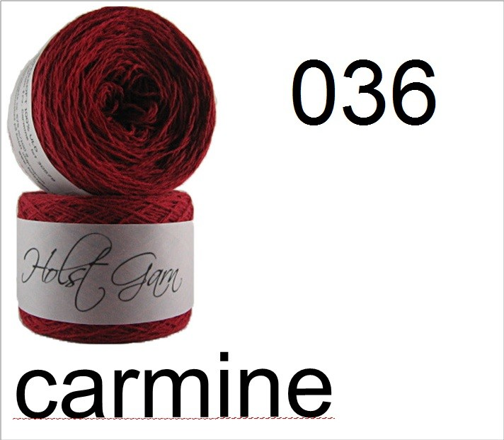 HOLST Supersoft-Wool 036 carmine