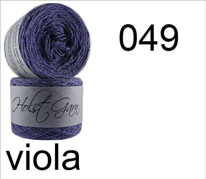 HOLST Supersoft-Wool 049 viola