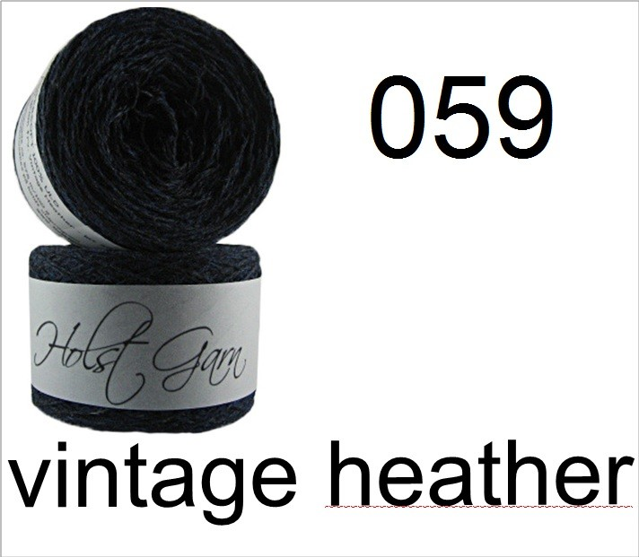 HOLST Supersoft-Wool 059 vintage heather