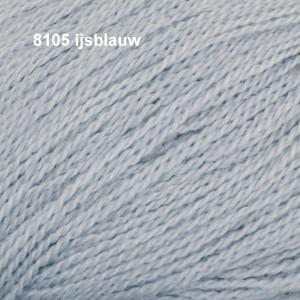 Lace 8105 ijsblauw