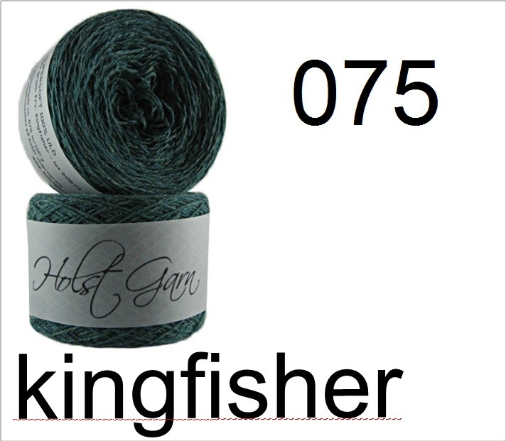 HOLST Supersoft-Wool 075 kingfisher